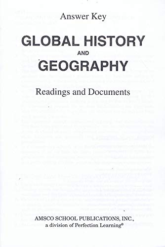 Global History and Geography: Readings and Documents: Norman L. Lunger
