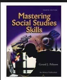 Mastering Social Studies Skills: Gerard J. Pelisson