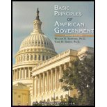 9781567656909: Basic Principles of American Government