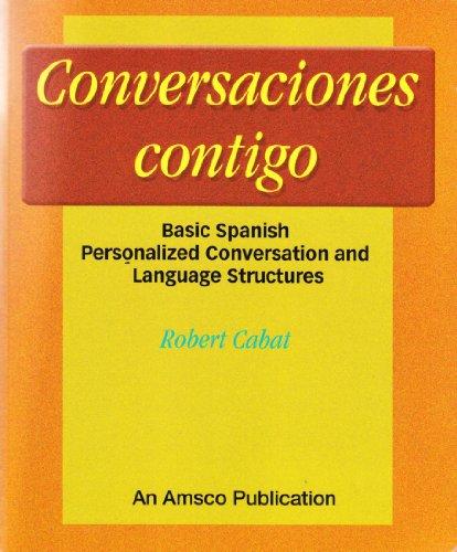 Conversaciones Contigo: Basic Spanish Personalized Conversation and