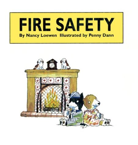 9781567662580: Fire Safety (Safety Sense)