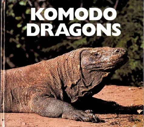Komodo Dragons (Naturebooks: Reptiles and Amphibians): Maynard, Thane