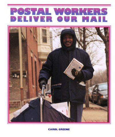 9781567664034: Postal Workers Deliver the Mail (Community Helpers (Child's World))