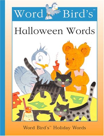 Word Bird's Halloween Words (New Word Bird: Jane Belk Moncure