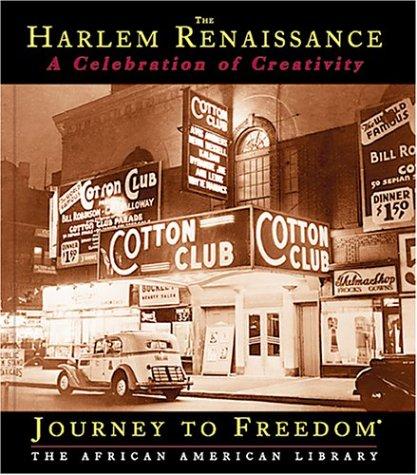 9781567666458: The Harlem Renaissance: A Celebration of Creativity (Journey to Freedom)