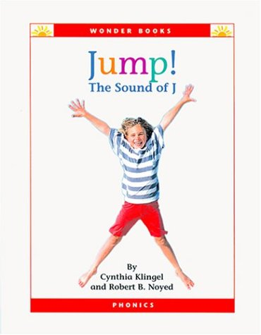 9781567666960: Jump!: The Sound of J (Wonder Books)
