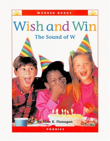 9781567667042: Wish and Win: The Sound of W (Wonder Books)