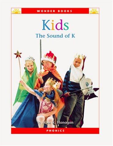 9781567667097: Kids: The Sound of K (Wonder Books)