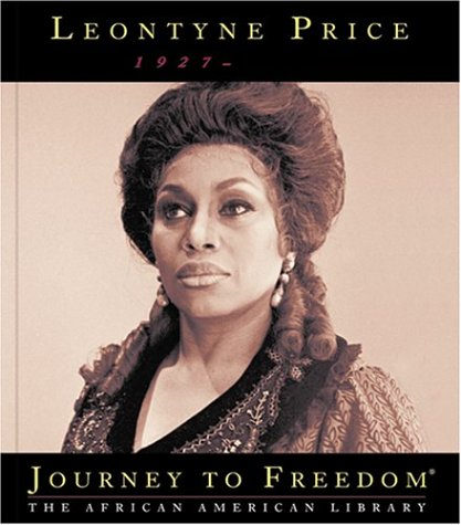 9781567667202: Leontyne Price (Journey to Freedom: The African American Library)