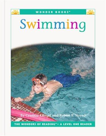 9781567668063: Swimming (Wonder Books: Level 1 Sports)