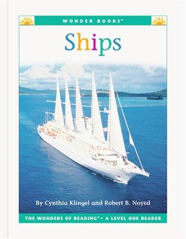 9781567668094: Ships (Wonder Books Level 1 Transportation)