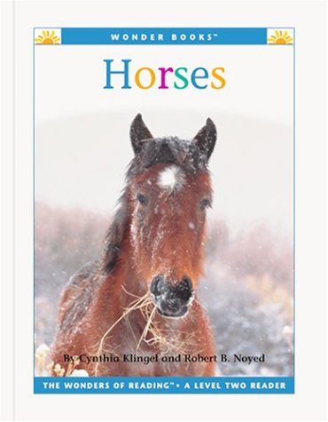 Horses (Wonder Books: Level 2 Farm Animals) (1567668216) by Cynthia Fitterer Klingel