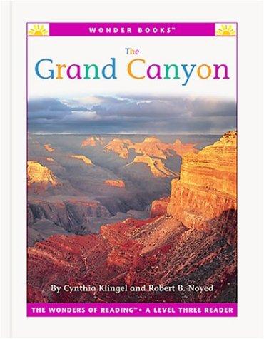 9781567668254: The Grand Canyon (Wonder Books Level 3 Landmarks)