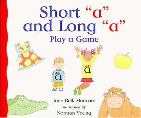 """9781567669282: Short """" A"""" and Long """" A"""" Play a Game (Sound Box Library; Short & Long Vowels)"""