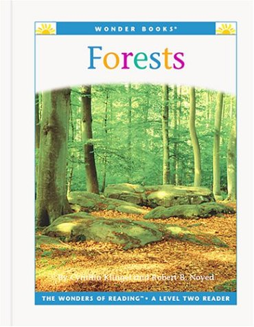 9781567669732: Forests (Wonder Books Level 2 Habitats)