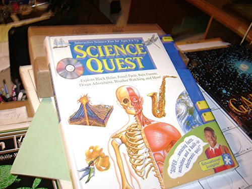 9781567671711: Science Quest (Interactive Science Fun for Ages 9 & Up