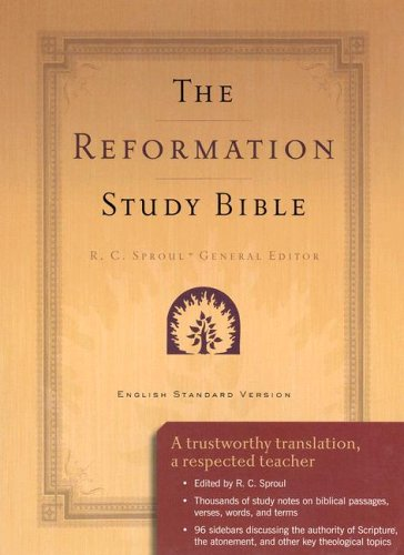 9781567690637: Reformation Study Bible