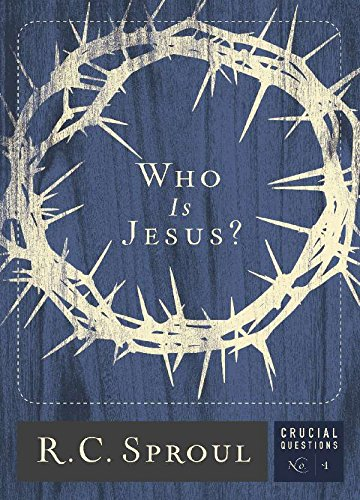 9781567691818: Who Is Jesus? (Crucial Questions (Reformation Trust))
