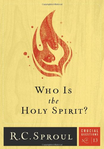 9781567692990: Who Is the Holy Spirit? (Crucial Questions (Reformation Trust))