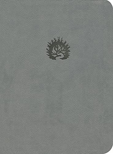 9781567694437: Reformation Study Bible (2015) ESV, Leather-Like Light Gray