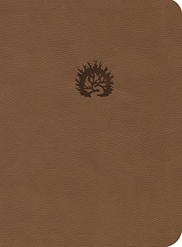 9781567694444: Reformation Study Bible (2015) ESV, Leather-Like Light Brown