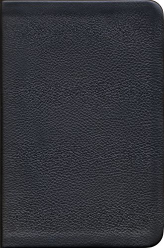 9781567694451: Reformation Study Bible (2015) ESV, Genuine Leather Black