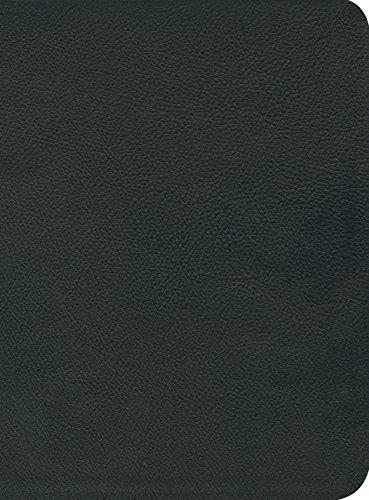 9781567694475: Reformation Study Bible (2015) ESV, Black Premium Leather