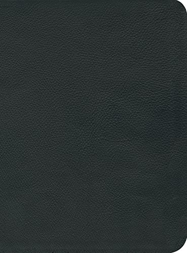 9781567694475: Reformation Study Bible (2015) ESV, Black Premium Leather