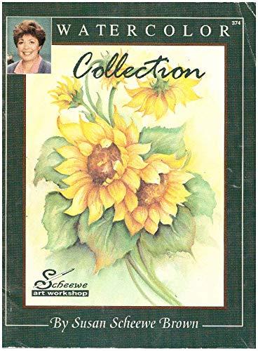 9781567703740: Watercolor Collection (Scheewe Art Workshop Series 6)