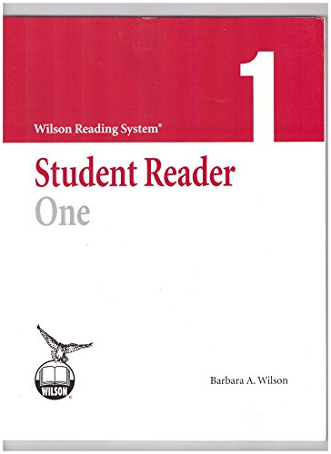 9781567780673: Wilson Reading System: Student Reader One