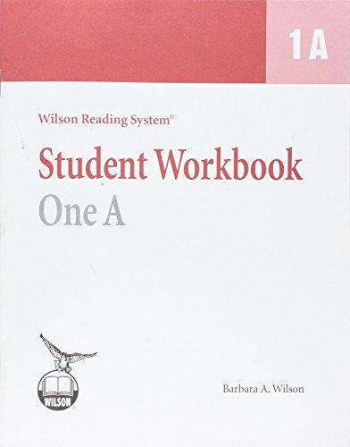 9781567780826: Student Workbook 1A (Wilson Reading System) (Paperback)