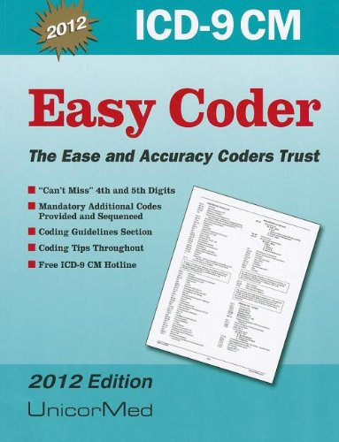 9781567812220: ICD-9-CM Easy Coder
