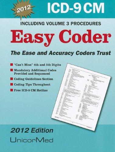 9781567814910: ICD-9-CM Easy Coder