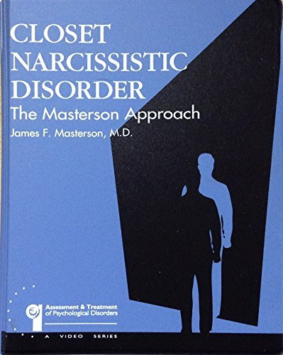 9781567844047: Closet Narcissistic Disorder: The Masterson Approach