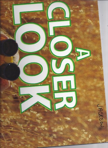 9781567844160: A Closer Look [Big Book] (Thinking Like a Scientist)