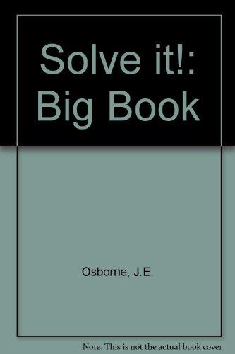 9781567844320: Solve it!: Big Book