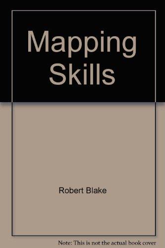 Mapping Skills (Thinking Skills Library): Meryl Meisler, Evelyn