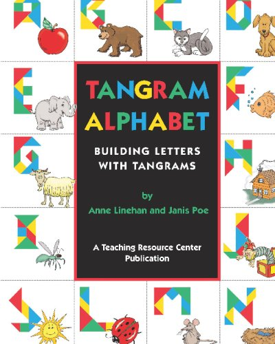9781567850451: Tangram Alphabet: Building Letters With Tangrams