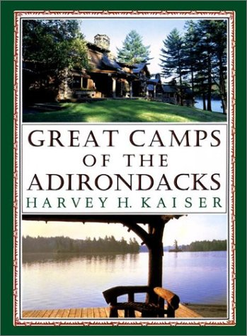 9781567920734: Great Camps of the Adirondacks
