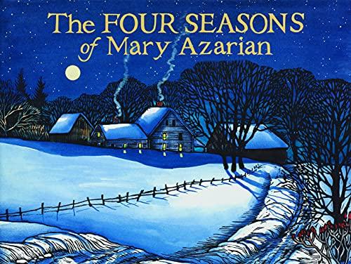 9781567921205: The Four Seasons of Mary Azarian