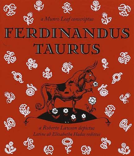 9781567921274: Ferdinandus Taurus