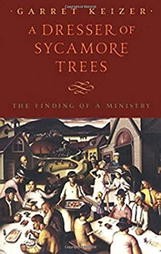 9781567921540: A Dresser of Sycamore Trees: The Finding of a Ministry (Nonpareil Book)