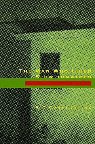 9781567921922: The Man Who Liked Slow Tomatoes (Balzic Mystery Series: No. 5)