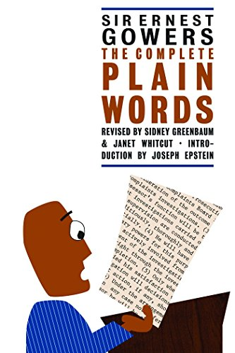 9781567922035: The Complete Plain Words