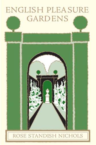 9781567922325: English Pleasure Gardens