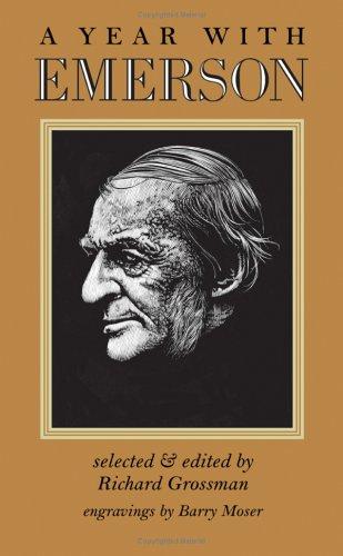 A Year With Emerson: A Daybook: Ralph Waldo Emerson
