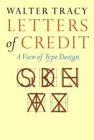 9781567922400: Letters of Credit: A View of Type Design