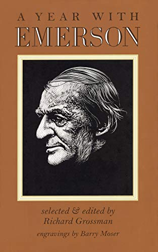 9781567922981: A Year with Emerson: A Daybook