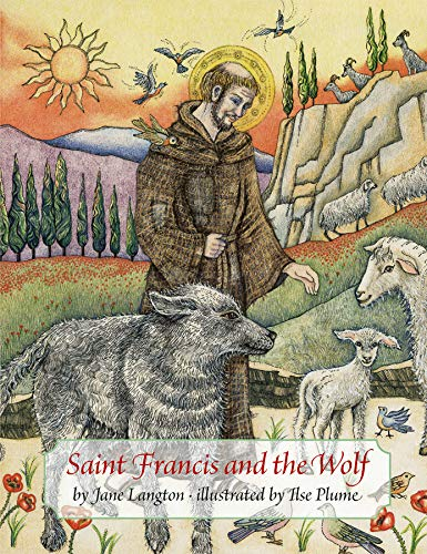 9781567923209: Saint Francis and the Wolf