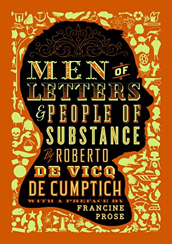 9781567923384: Men of Letters and People of Substance
